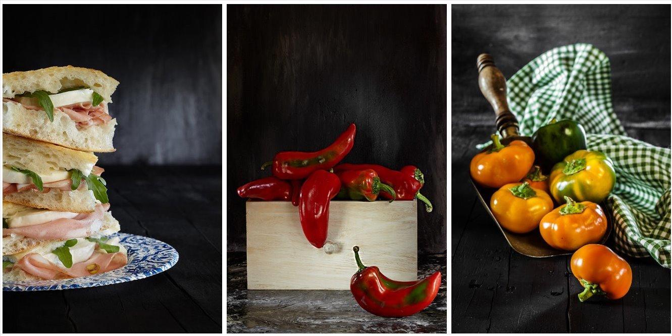 Красивая еда / фотограф Corina Daniela Obertas