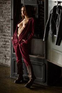 Мария Демина Фотограф Sacha Leyendecker