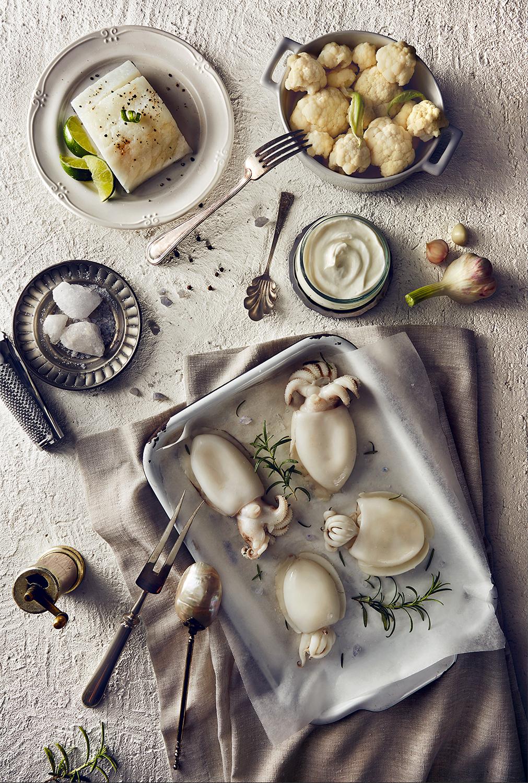 Красивая еда / фото 46and2 Studio