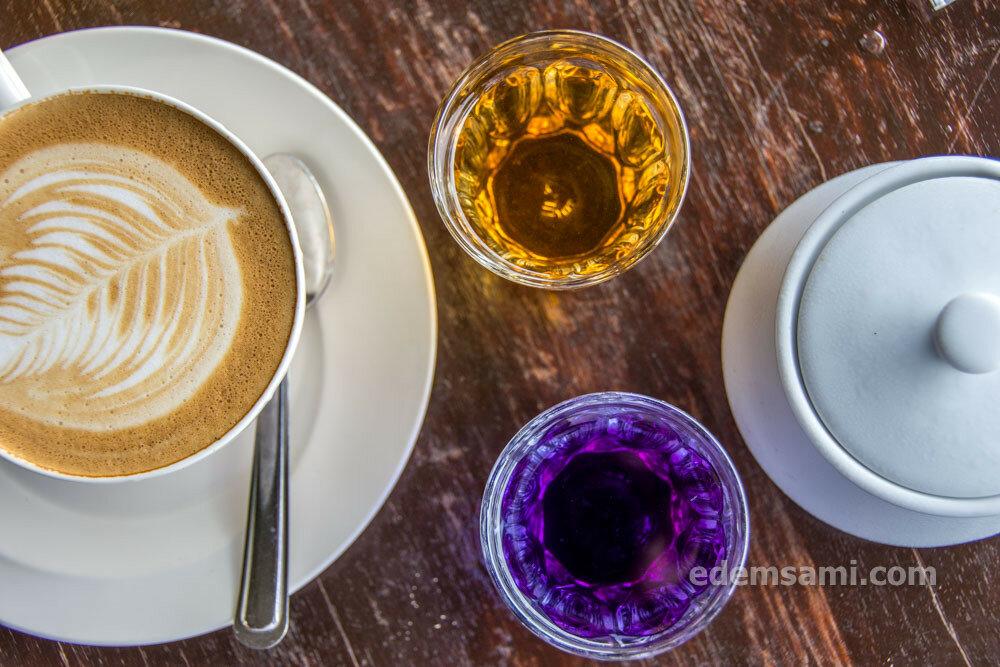 Тайский кофе