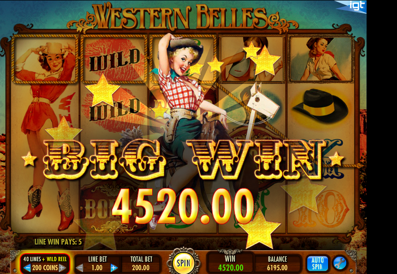 western belles big win