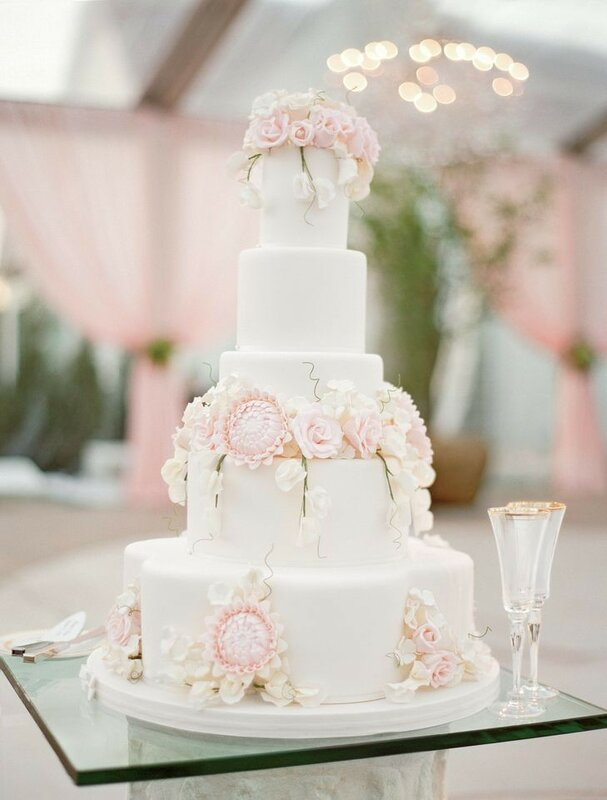 0 1782ce a0f6532 XL - Каким будет ваш свадебный торт в 2018 году