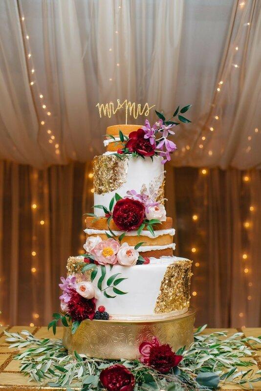 0 1782e8 9687e802 XL - Каким будет ваш свадебный торт в 2018 году