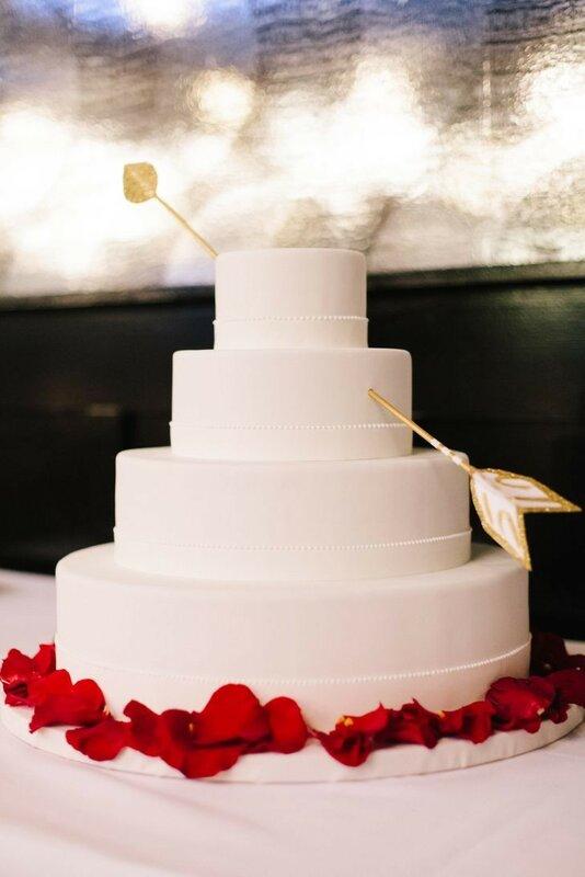 0 1782fc c20bdf99 XL - Красивейшие свадебные торты сезона 2017-2018