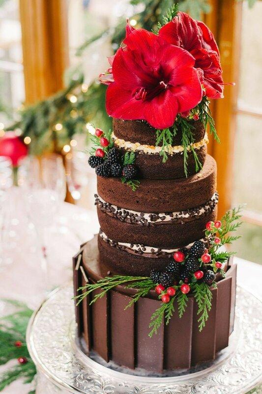 0 17832c 1db10057 XL - Аппетитные свадебные торты сезона 2017