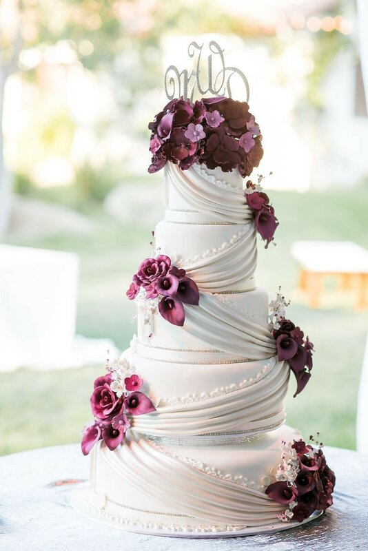 0 17832d d8c53fab XL - Аппетитные свадебные торты сезона 2017