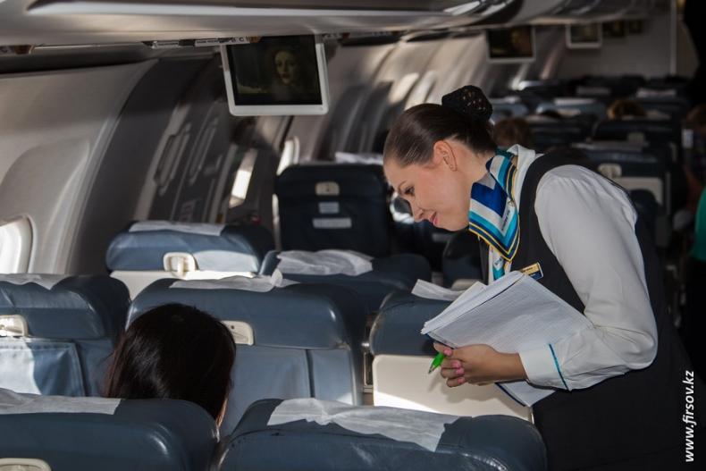 Коучинг в авиакомпании Air Astana