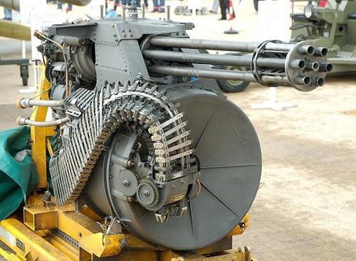 Экспериментальный пулемет TRW HIVAP