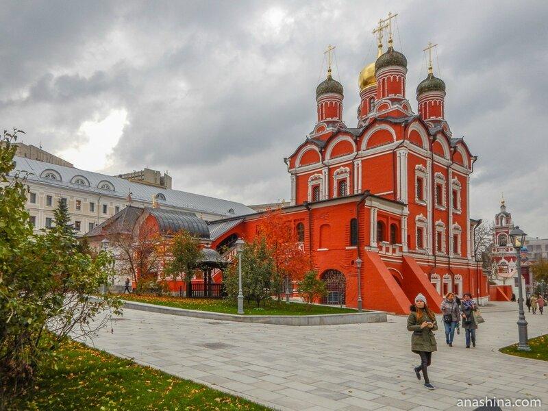 Собор во имя иконы Божией Матери «Знамение», Москва