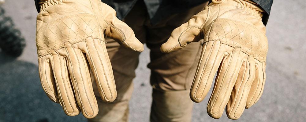 Мотоперчатки Aether