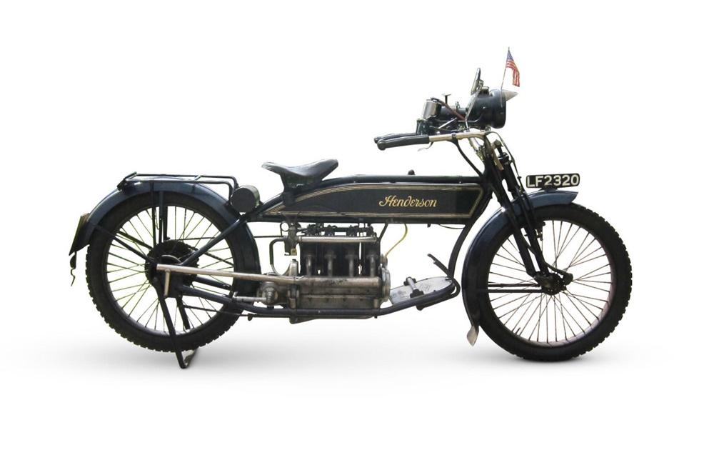 Аукцион Bonhams Stafford Motorcycle 2017 принёс выручку в размере 3.6 миллионов долларов
