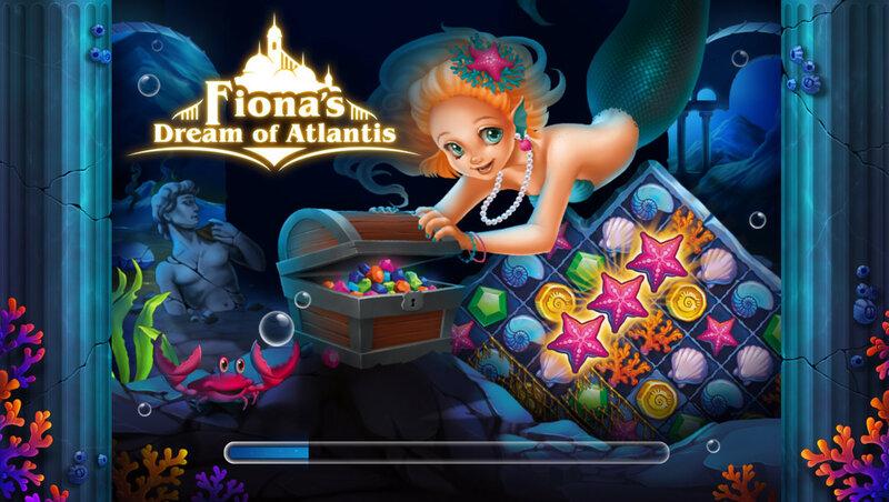 Fionas Dream of Atlantis