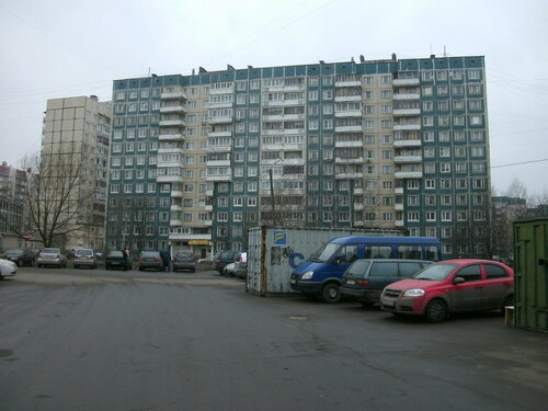 ул. Ижорского Батальона 9