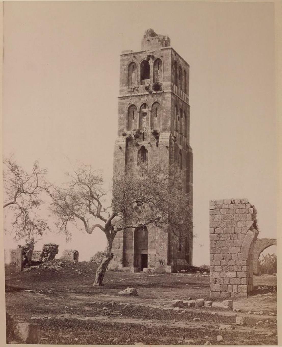 04. Белая башня в Рамле