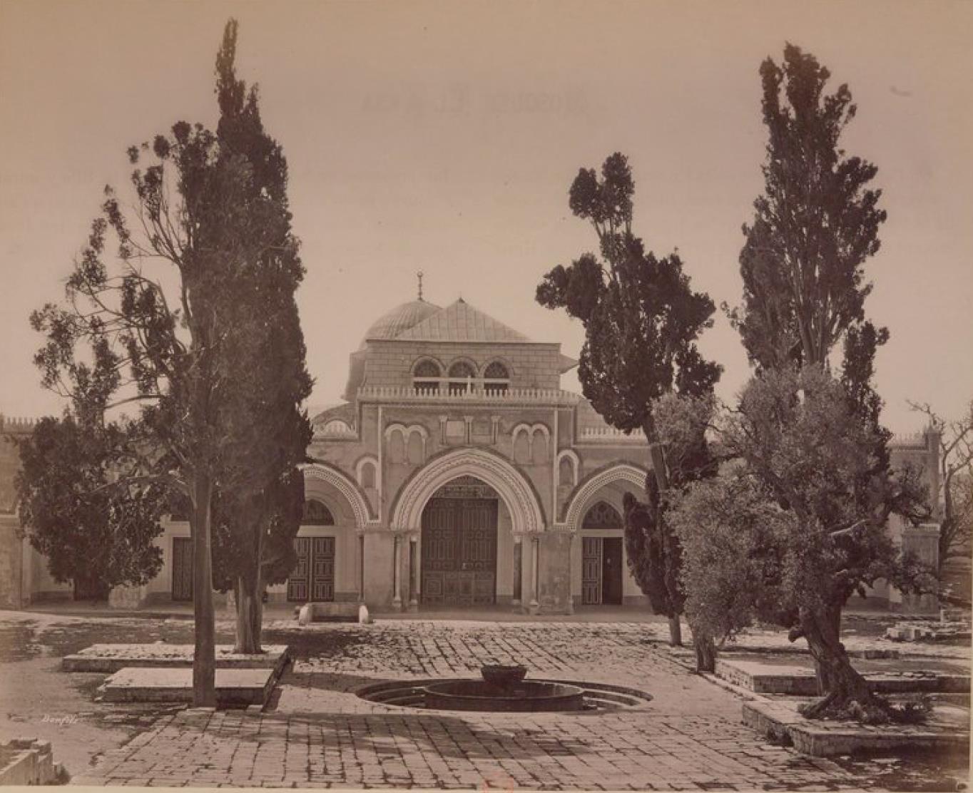 20. Иерусалим. Мечеть Аль-Акса