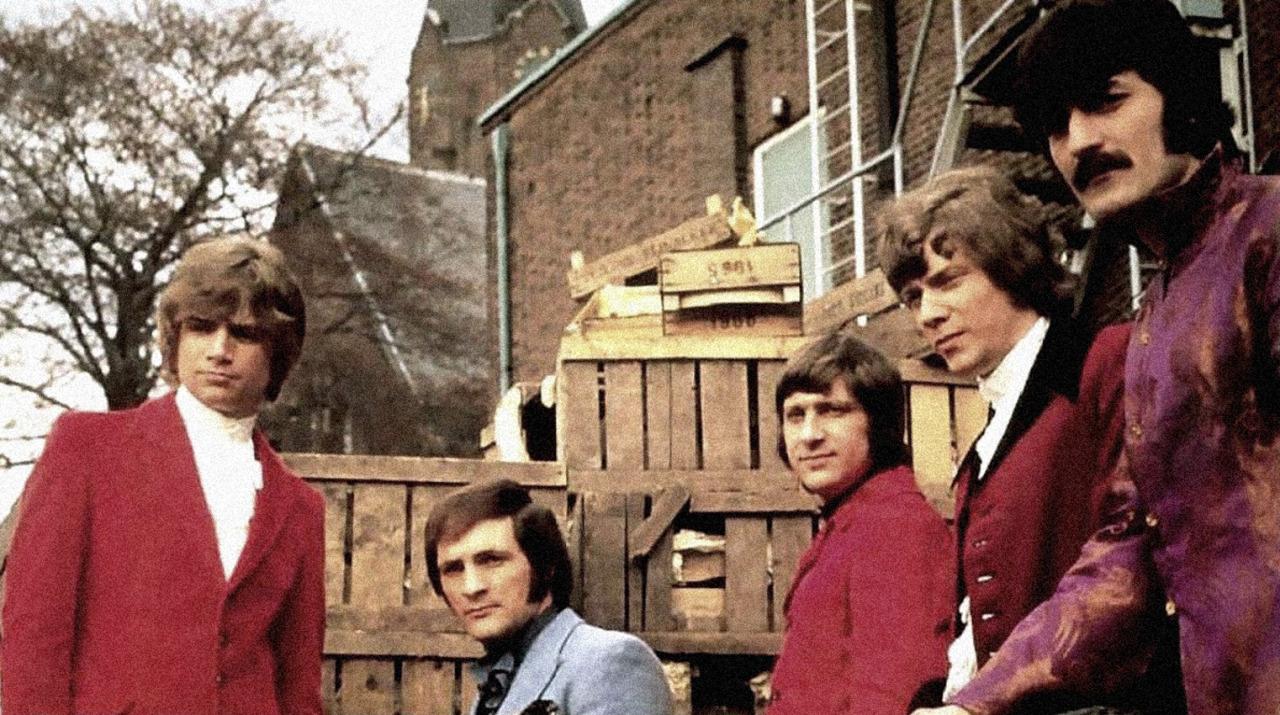 «The Moody Blues»