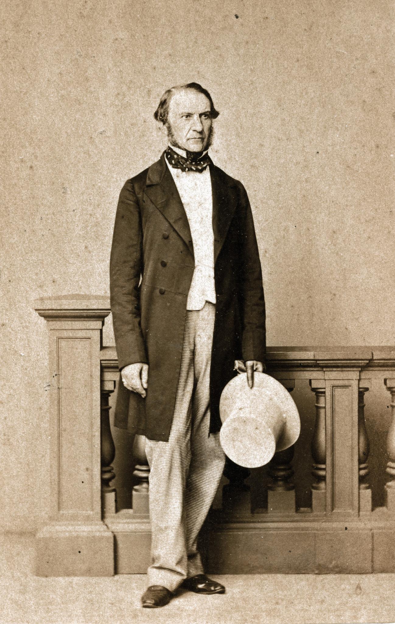 1861. Уильям Гладстон