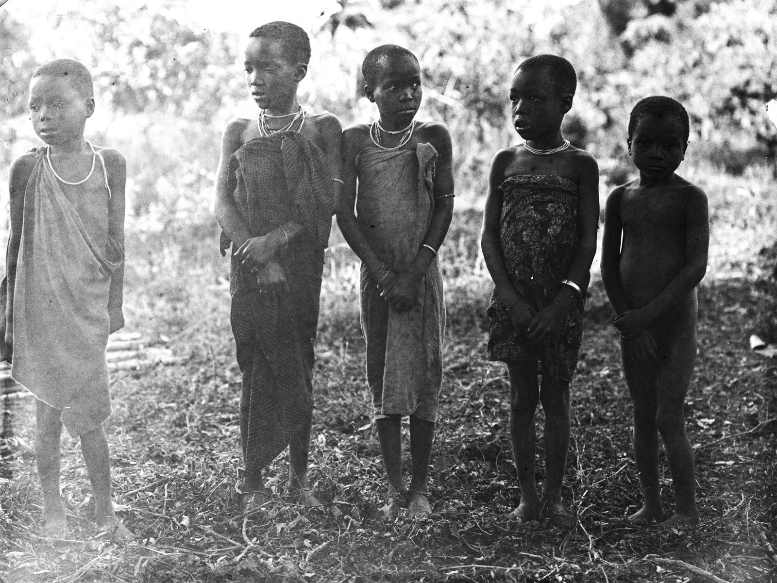 160. Дети из Кибошо