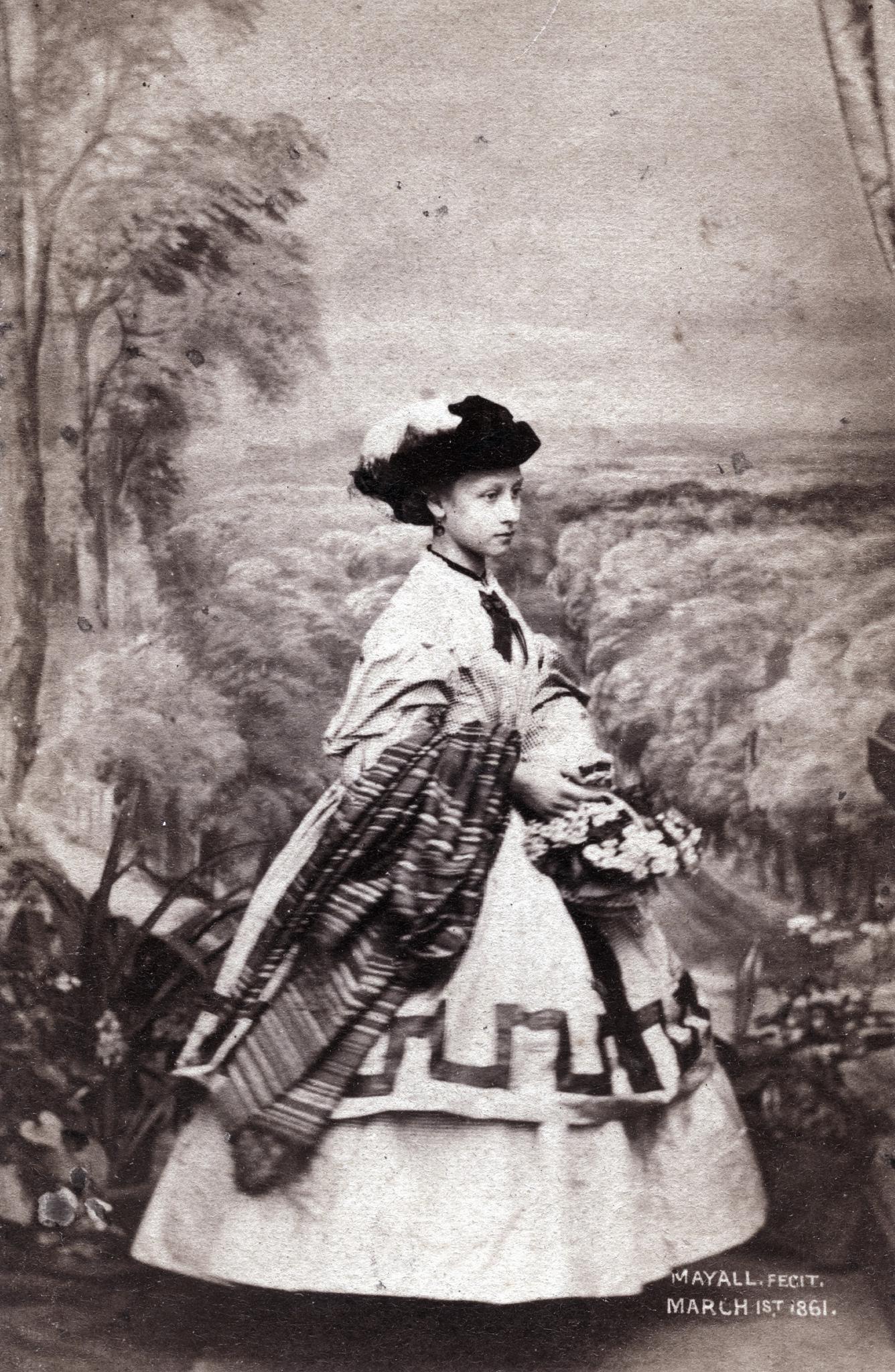 1861. Принцесса Луиза, 1 марта