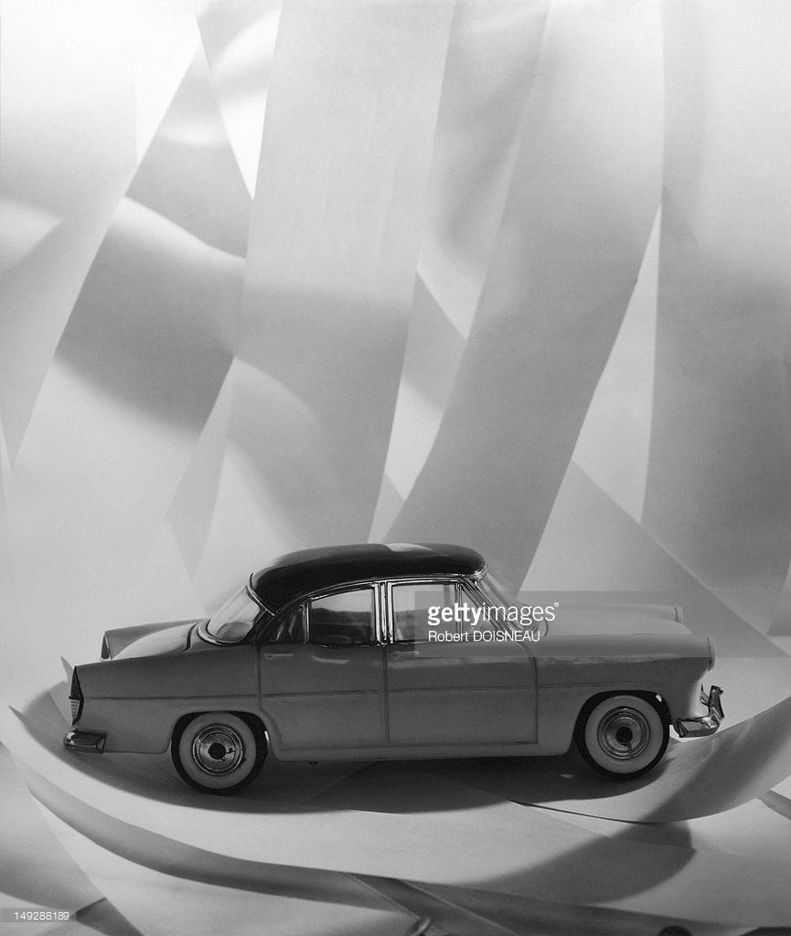 1950. Автомобиль Simca