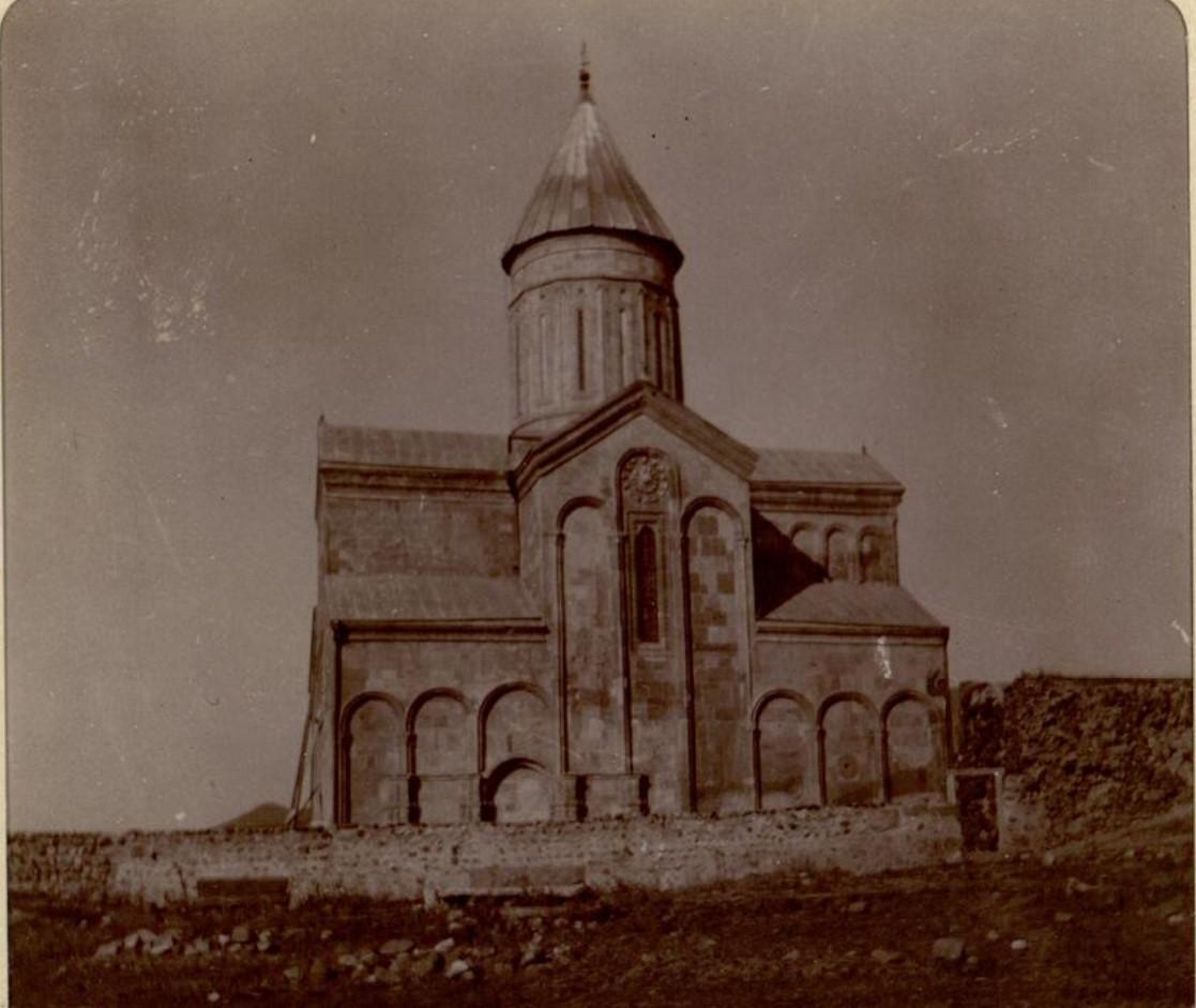 21. Храм Самтависи в селе Самтависи