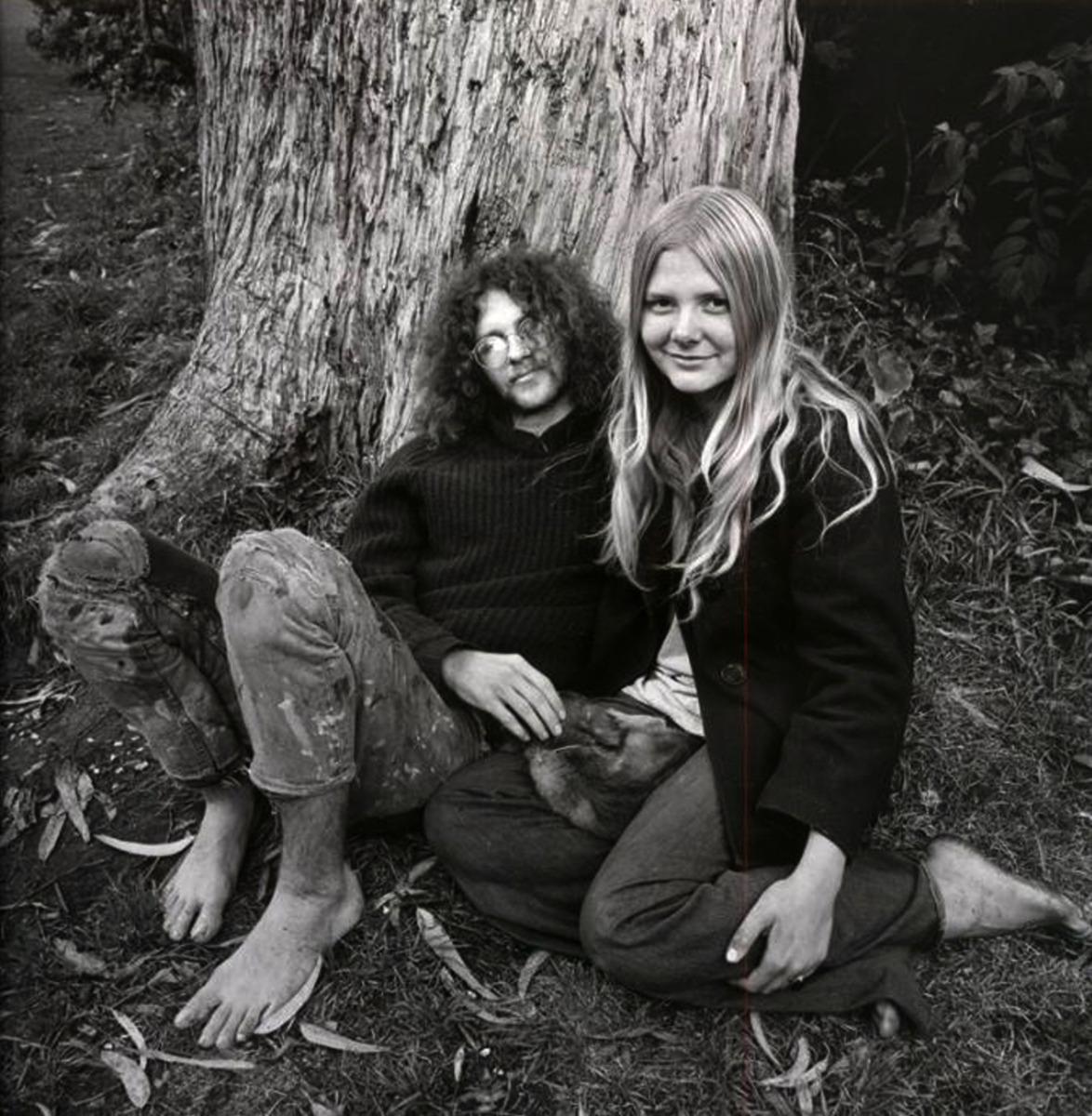 1968. Хиппи