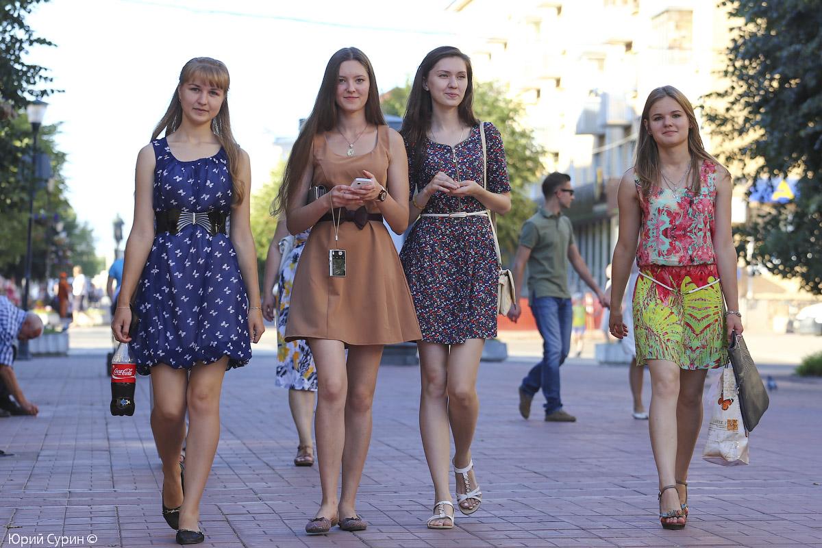 Русские голые девочки на улице фото 290-690