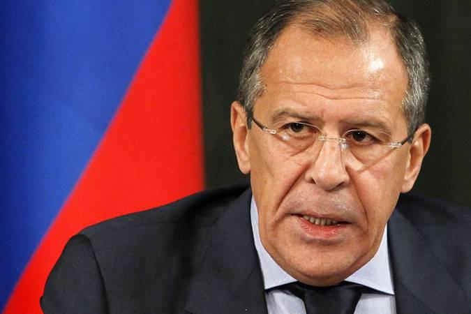 Министры иностранных дел России Лавров и Франции Ле Дриан обсудили российскую агрессию в Украине