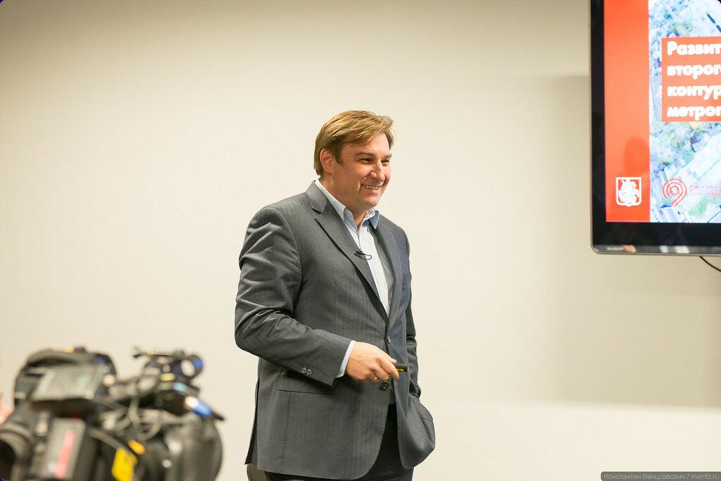 Алексей Зотов, генеральный директор АО «МКЖД»