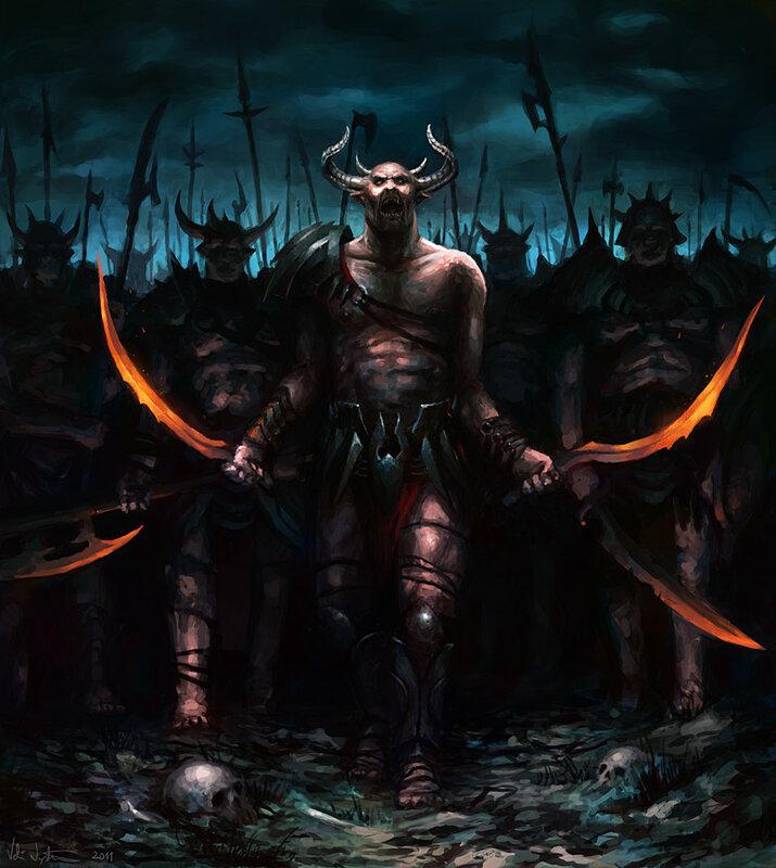 верхнюю армия ада картинки его знаменитая