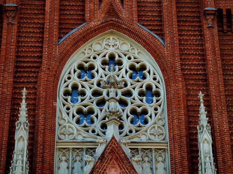 Московский Римско-католический кафедральный собор Непорочного Зачатия Пресвятой Девы Марии