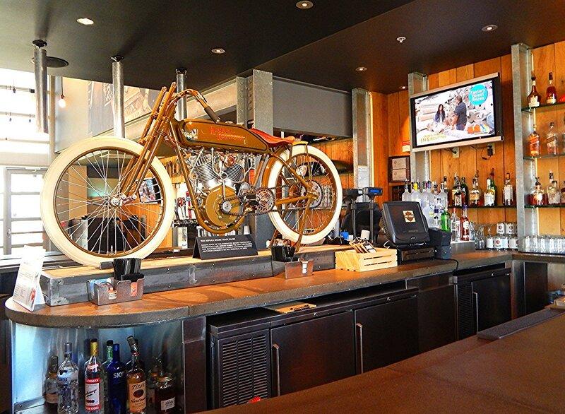 """Cafe """"Motor"""" & Gift shop"""
