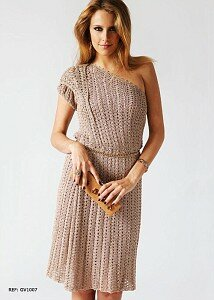 Коктейльные платья от Джованны Диас-золото и чёрный оникс Наши воплощения