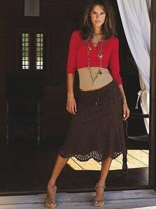 юбка Victoria's Secret - всегда в моде!!! Наши воплощения