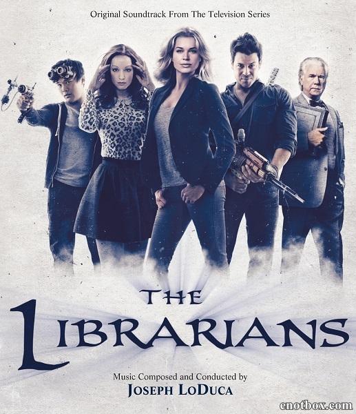 Библиотекари / The Librarians - Полный 2 сезон [2015, WEB-DLRip | WEB-DL 1080p] (LostFilm)