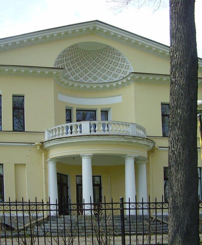 Особняк М. А. Новинской и В. А. Засецкой