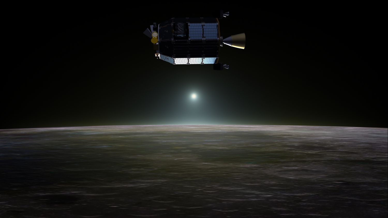Американские ученые подтвердили наличие неона влунной атмосфере— НАСА