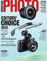 Журнал Журнал American Photo №11-12 (ноябрь-декабрь 2013) / US
