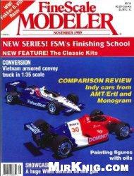 Журнал FineScale Modeler 1989-11