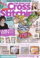 Книга The World of Cross Stitching (TWOCS) 198 + Stitcher's Diary jpeg 50,32Мб