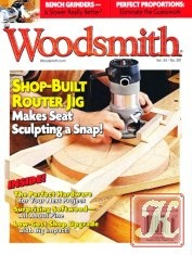 Журнал Woodsmith №201 June/July 2012