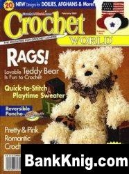 Crochet World №2 2002