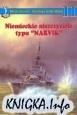 """Книга Niemieckie niszczyciele typu """"Narvik"""" (Okręty Świata 11)"""