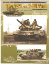 Книга The T-72 and T-90 Tank (Concord - 7508)