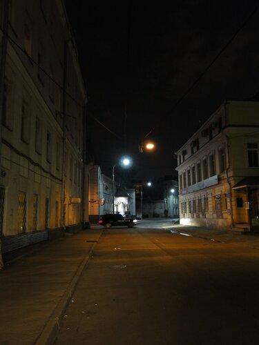 Ночь в Овчинниках