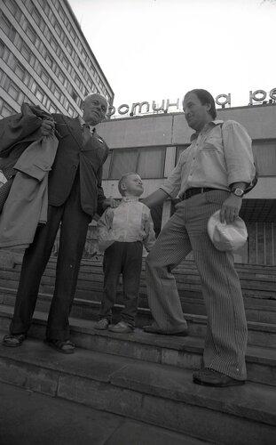Сахаров и Старовойтова в Челябинске. 9-10 сентября 1989 года