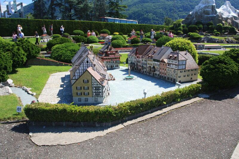 швейцария городок мелиде фотографии города должны быть