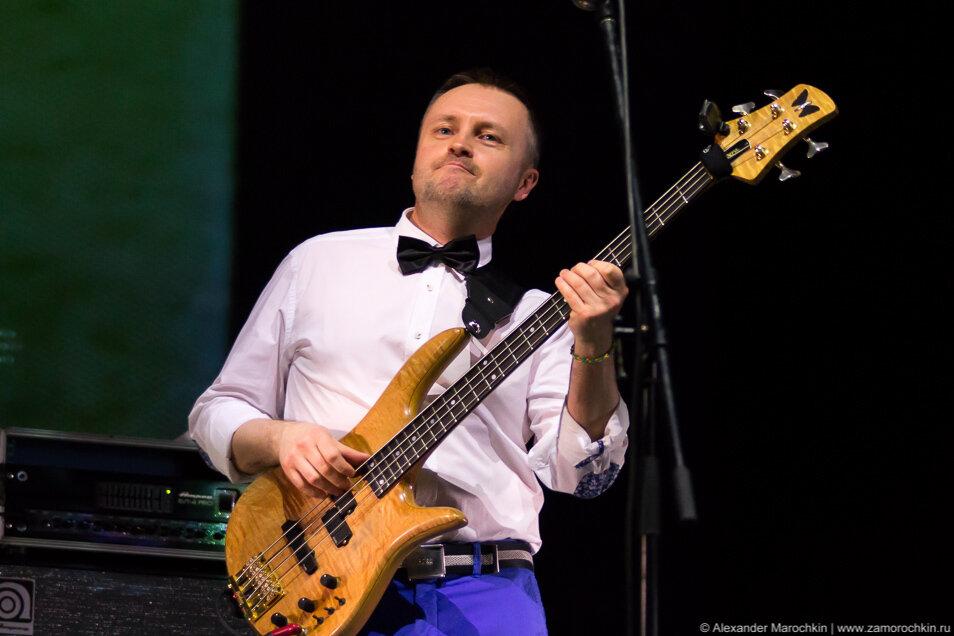 Вячеслав Двинин на концерте в Саранске 16.04.2015