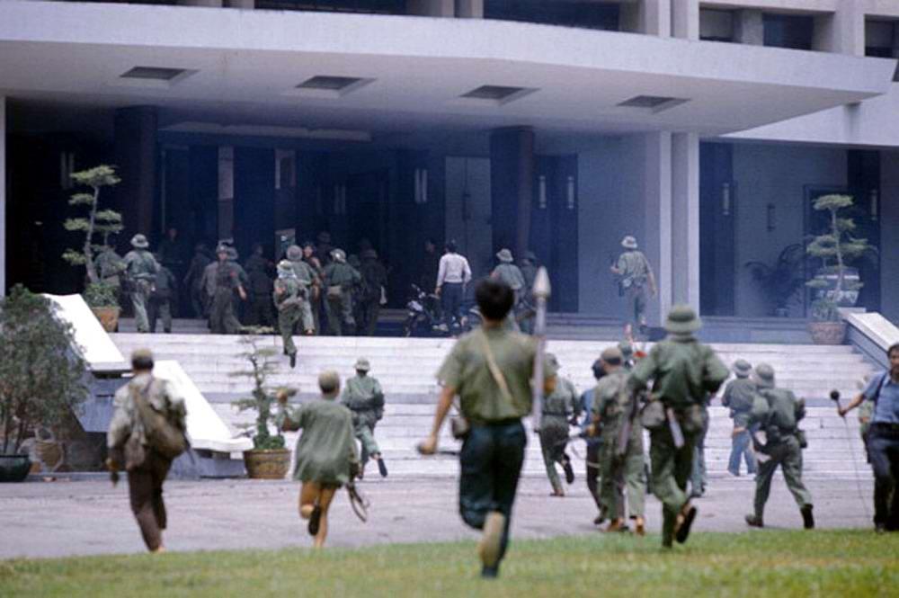 Освобождение Сайгона: как это было! К 40-летию со Дня Победы Вьетнама (США) (24)