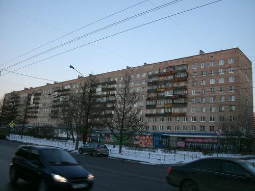 Новоизмайловский пр. 4